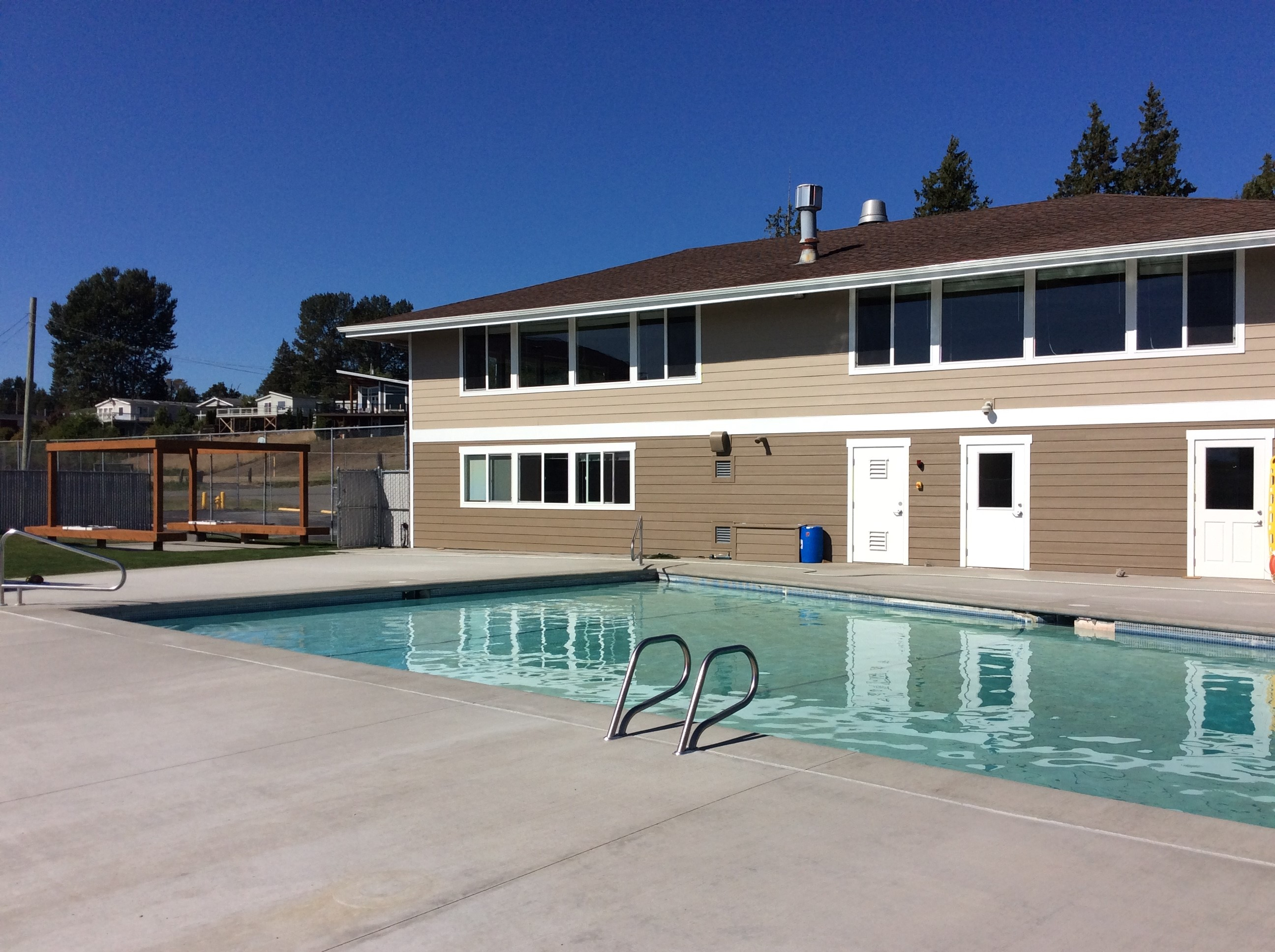 Club house pool sandy point improvement company - Does fire department fill swimming pools ...